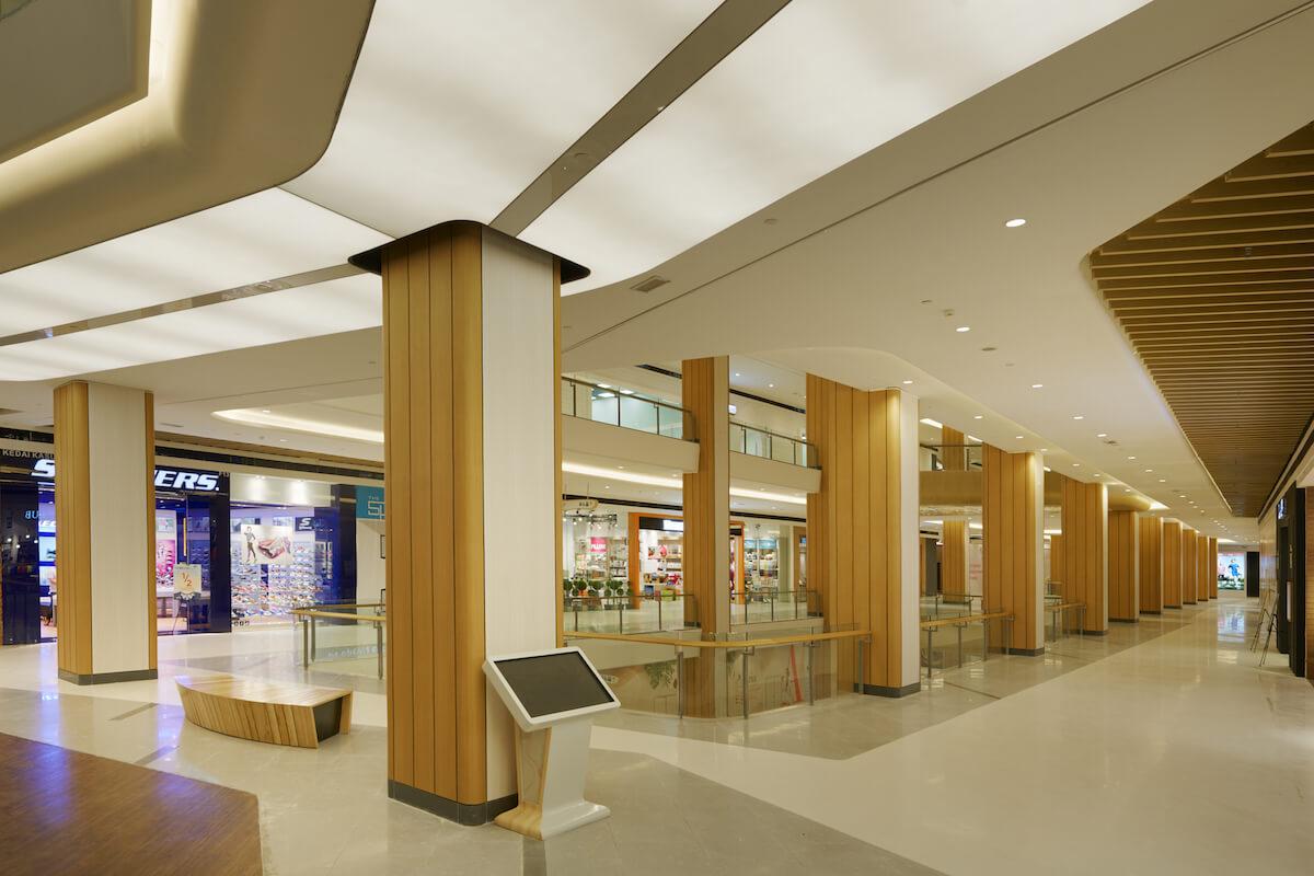 Atria Mall At Damansara By Blu Water Studio