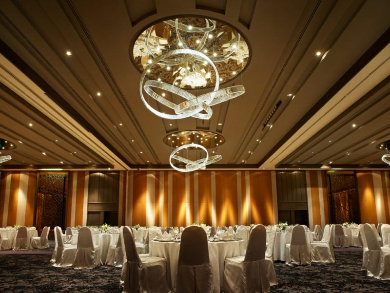 Hilton Petaling Jaya Ballroom by Blu Water Studio