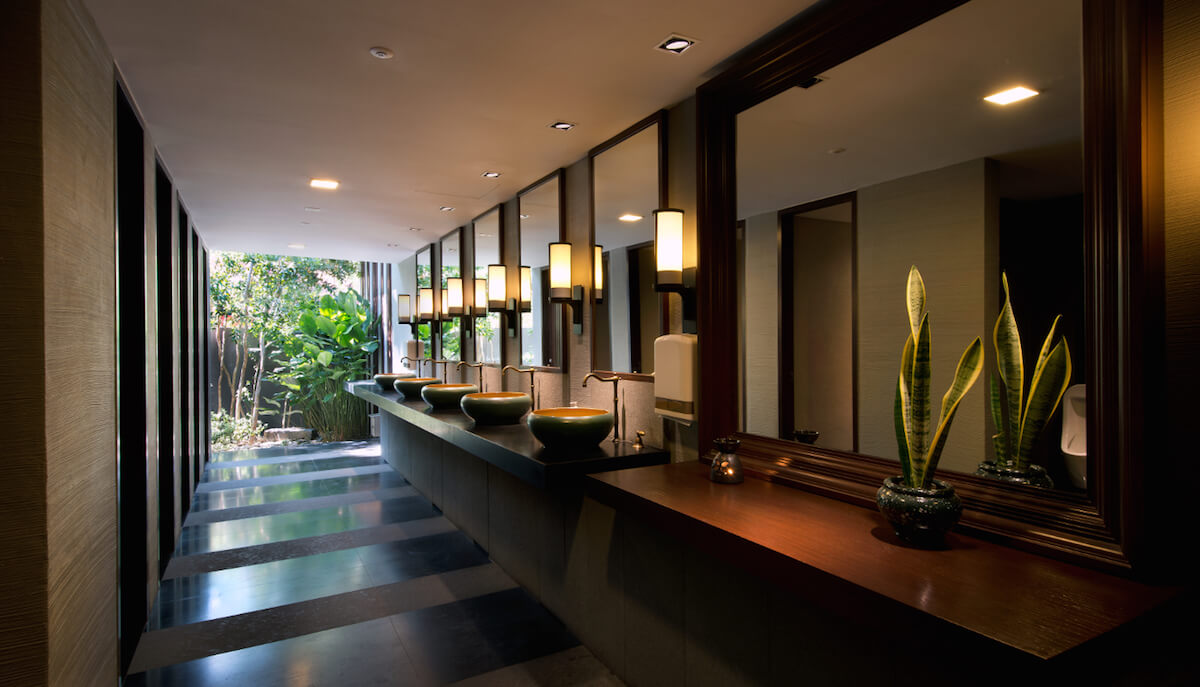 Spa Interior Design Nature