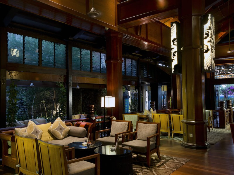 Meritus Pelangi Beach Resort & Spa, Langkawi - Villa Silver Award, Malaysian Interior Design Awards 2012