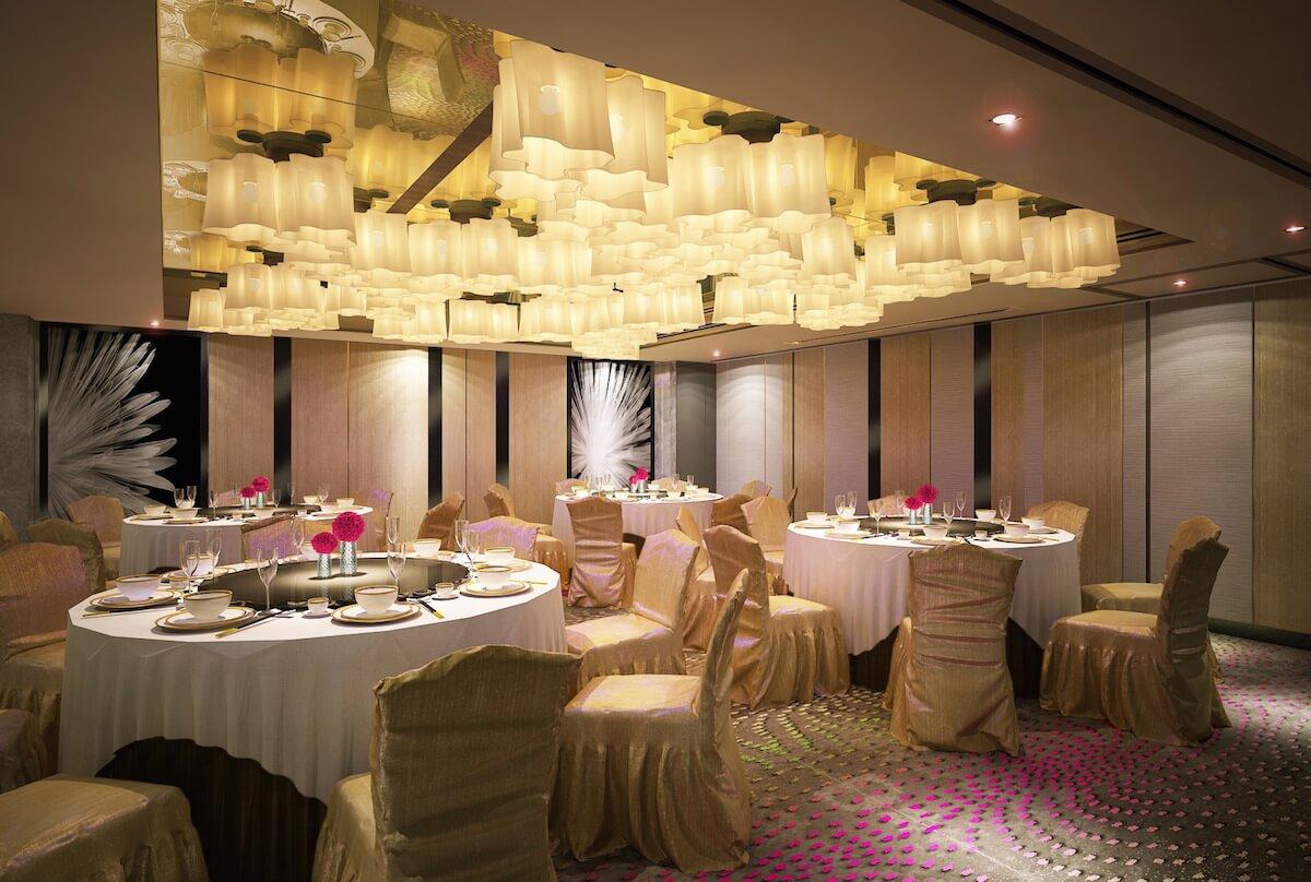 The Royal Garden Chinese Restaurant (B2) - Blu Water Studio