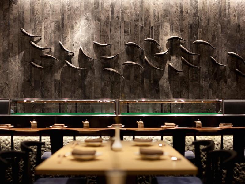 JIN & INA Restaurant Hong Kong