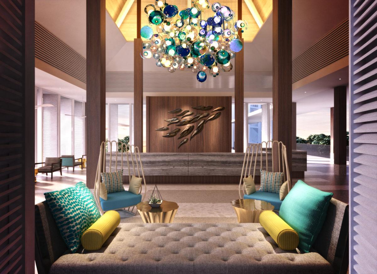Hard Rock Hotel Desaru , Johor - Blu Water Studio