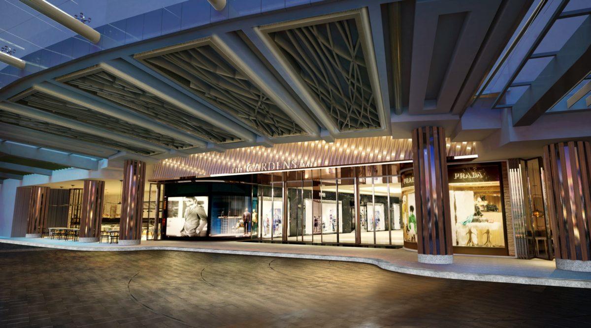Gardens Mall Entrance 5